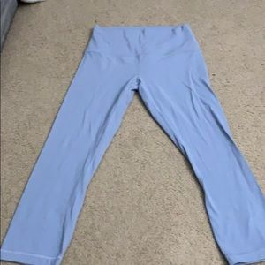 """NWOT Align legging 21"""""""